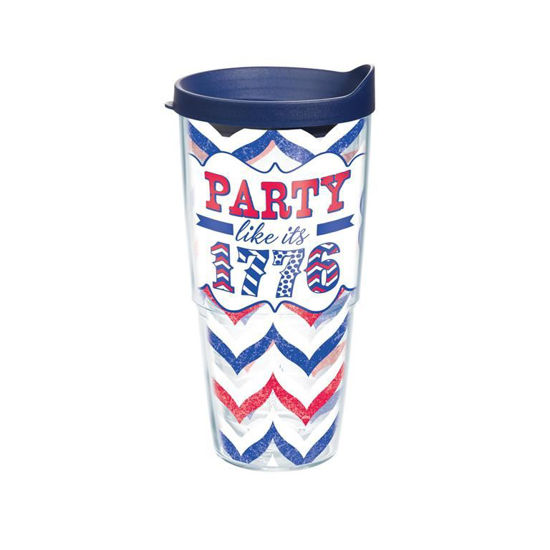 Party Like It's 1776 Wrap with Lid 24oz Tumbler by Tervis