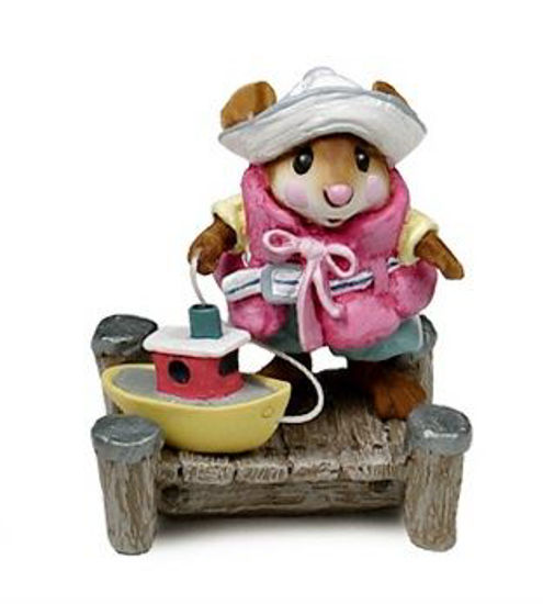 Ahoy! M-310 Pink by Wee Forest Folk®