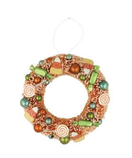 Sweet Treats Halloween Wreath by Bethany Lowe