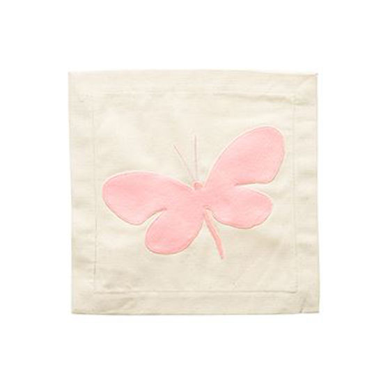 Butterfly Flutter Pillow Panel by Nora Fleming