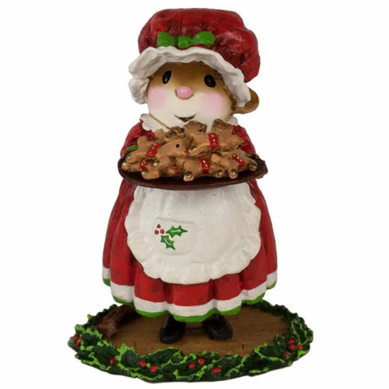 Mrs. Claus's Cookies M-601by Wee Forest Folk®