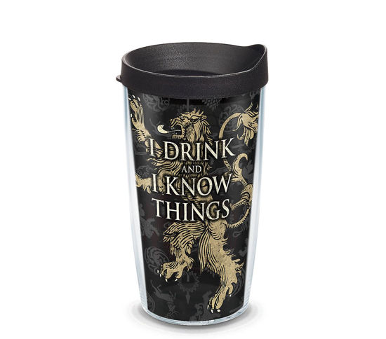 Game of Thrones™ - House Lannister 16oz. Tumbler by Tervis