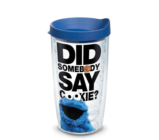 Sesame Street® - Did Somebody Say Cookie 16oz. Tumbler by Tervis