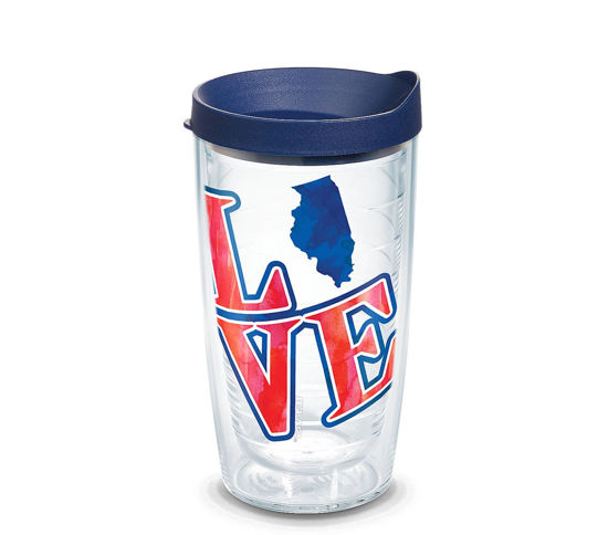 Illinois - Love Illinois 16oz. Tumbler by Tervis