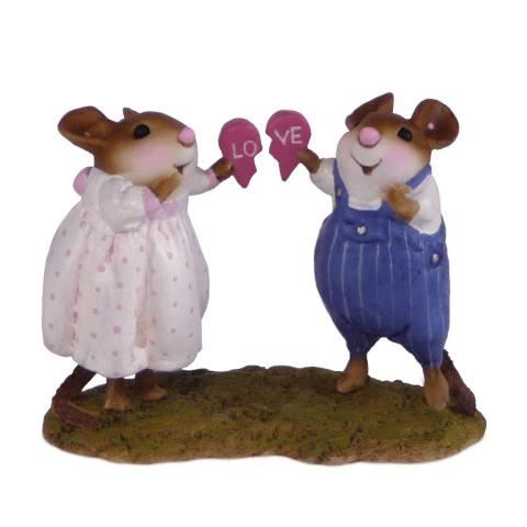 Sharing Makes it Sweeter! M-561 by Wee Forest Folk®