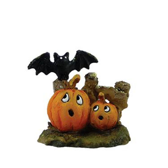 Spooked Pumpkin A-06 by Wee Forest Folk®