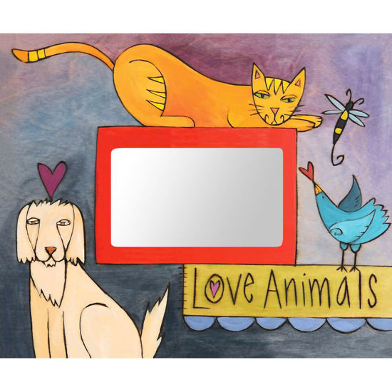Dogs & Cats & Birds Oh My by Sincerely, Sticks