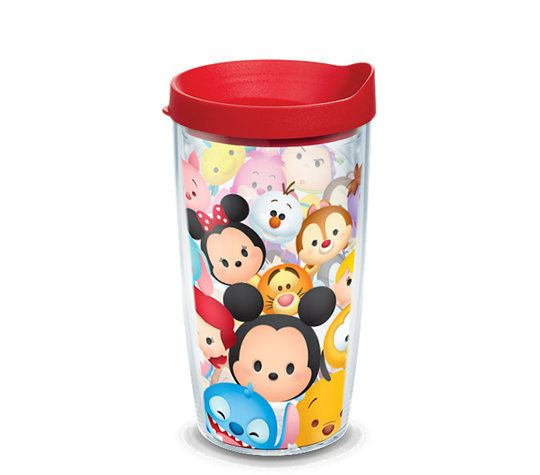Disney - Tsum Tsum Stack 16oz. Tumbler by Tervis