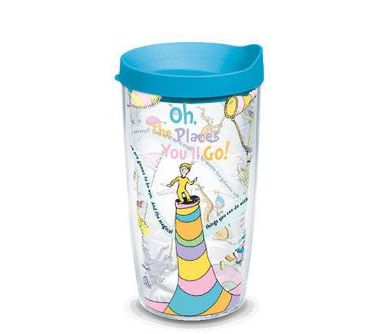 Dr. Seuss™ - Oh the Places You'll Go Wrap 16oz. Tumbler by Tervis