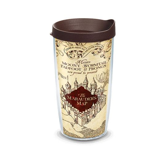 Harry Potter™ - The Marauder's Map 16oz. Tumbler by Tervis