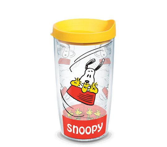Peanuts™ - Snoopy Wrap 16oz. Tumbler by Tervis