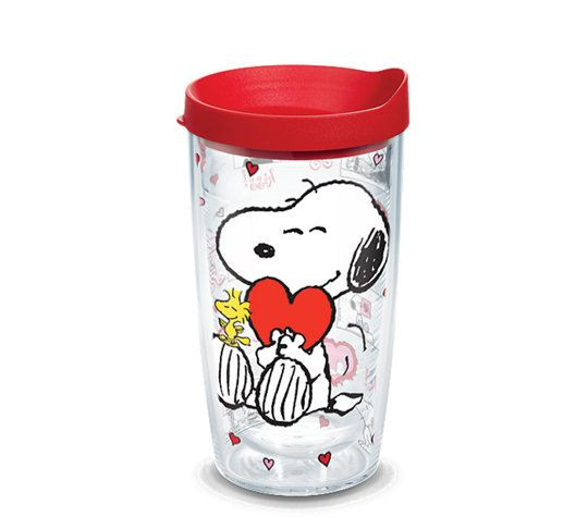 Peanuts™ - Valentine's Day 16oz. Tumbler by Tervis