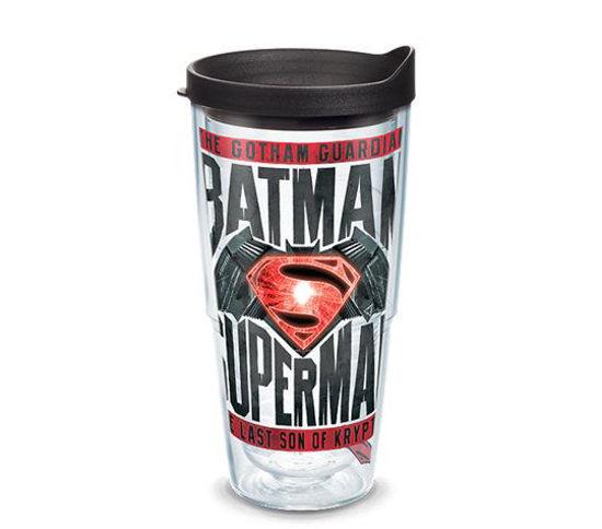 Batman VS Superman Movie Wrap 24oz. Tumbler by Tervis