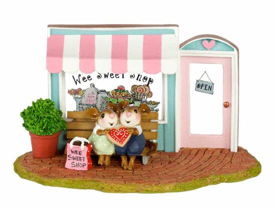 Wee Sweet Shop M-613 by Wee Forest Folk