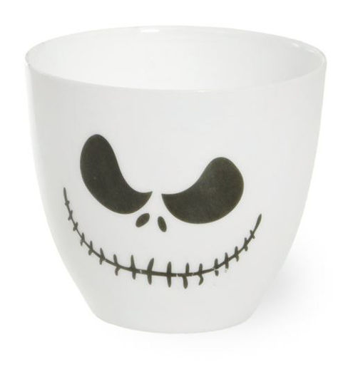 Skelly Votive Holder, Jack by Boston International