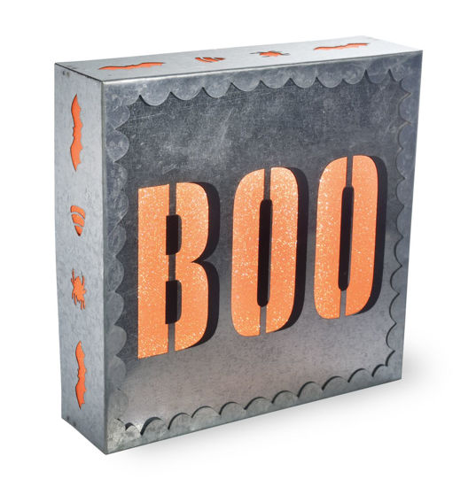 Boo LED Sign by Boston International