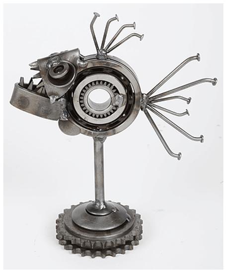 Small Piranha by Engine-New-Ity®