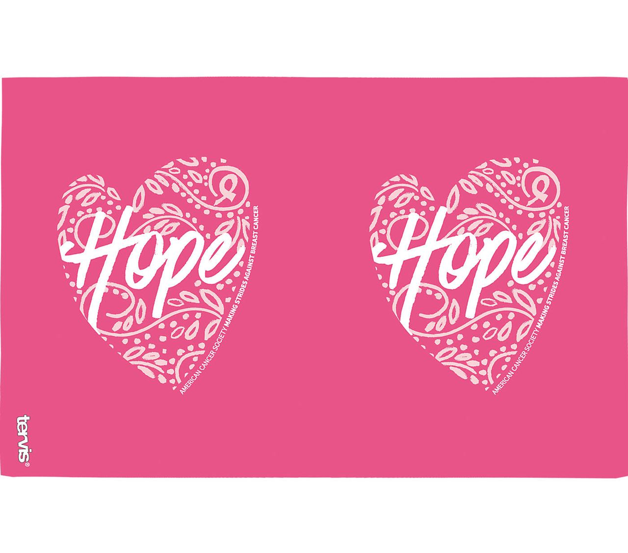 American Cancer Society - Hope Heart 16oz. by Tervis