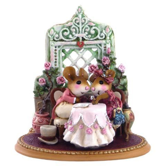 Miss Mousey, Will You Marry Me? M-435 by Wee Forest Folk®