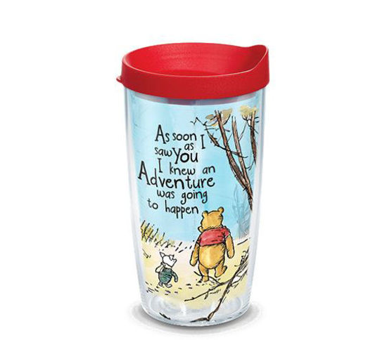 Disney - Winnie the Pooh Adventure 16oz. Tumbler by Tervis