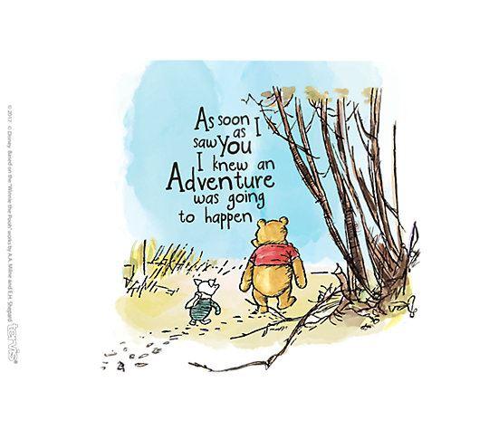 Disney - Winnie the Pooh Adventure 24oz. Tumbler by Tervis