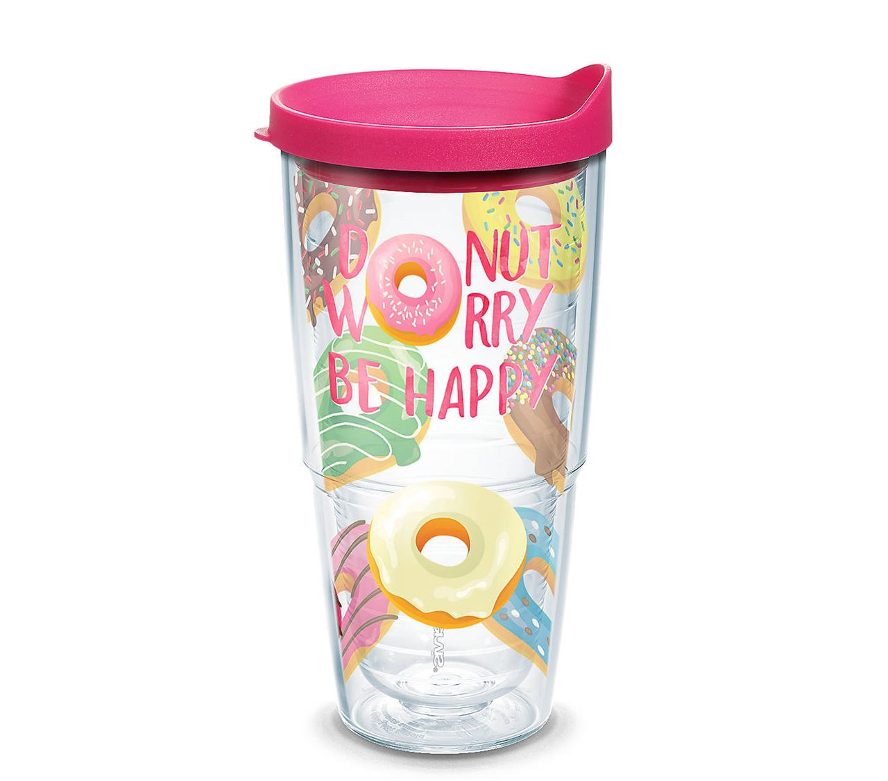 Donut Worry 24oz by Tervis