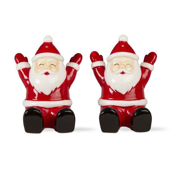 Santas Salt & Pepper by TAG
