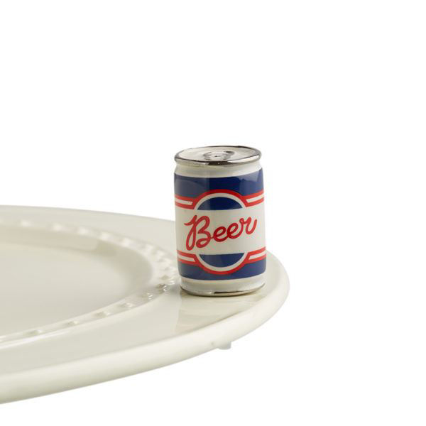 Beer Me! (Beer Can) Mini by Nora Fleming