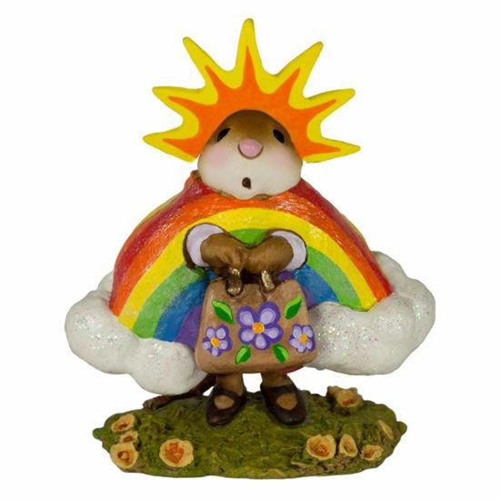 Sunny Bright Rainbow M-620 by Wee Forest Folk