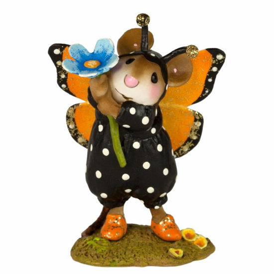 Butterfly Love M-624 by Wee Forest Folk