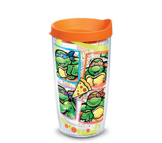 Nickelodeon™ - Teenage Mutant Ninja Turtles Get Me Pizza 16oz. Tumbler by Tervis