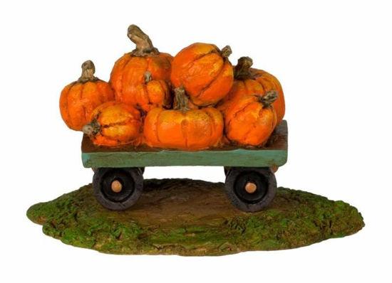 Pumpkins Aplenty A-43 by Wee Forest Folk