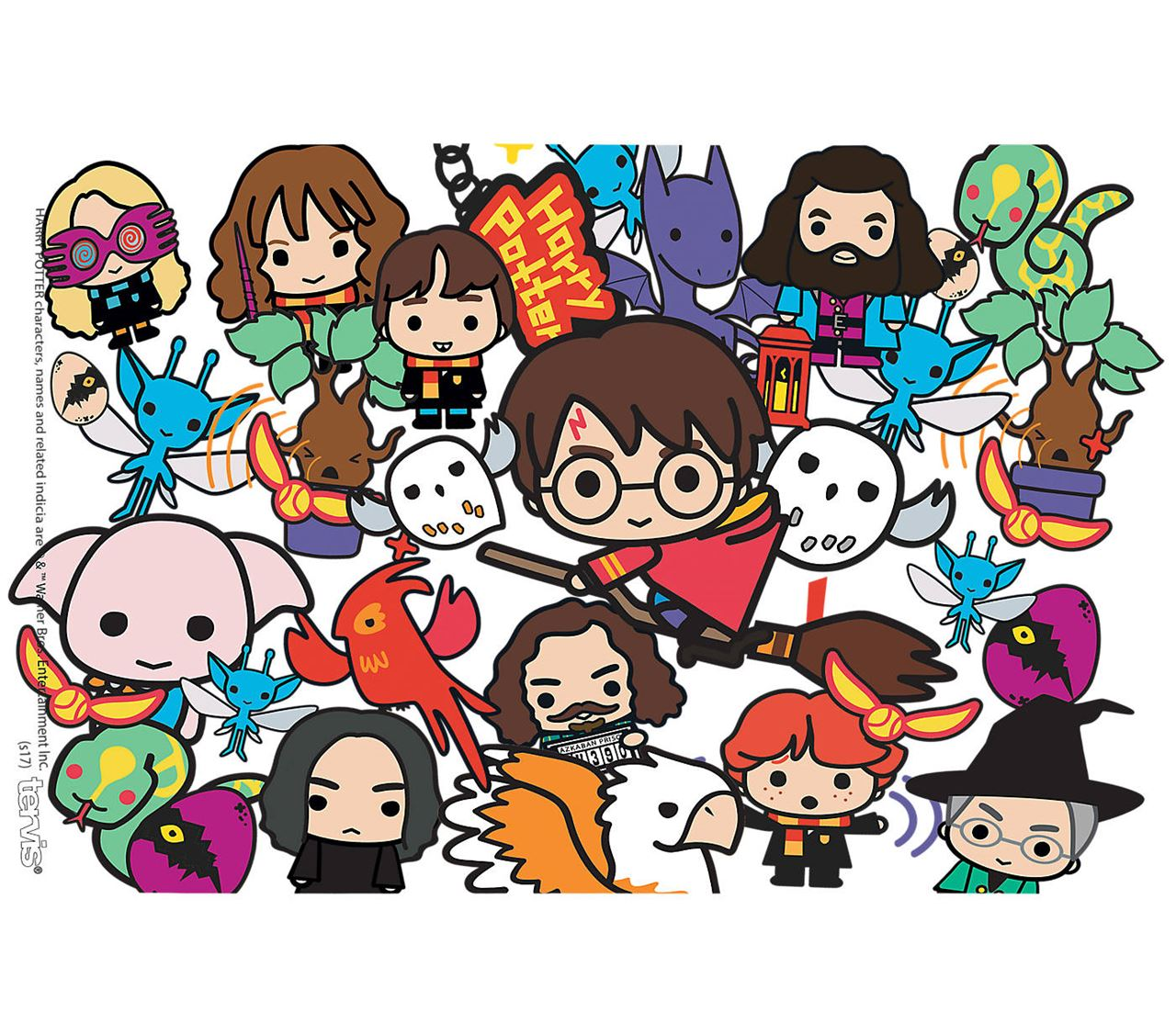 Harry Potter™ - Group Charms 24oz by Tervis