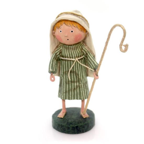 Little Shepherd Boy by Lori Mitchell