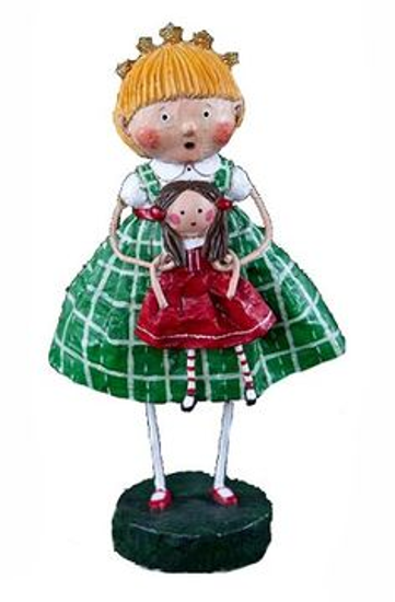 Holly's New Dolly by Lori Mitchell