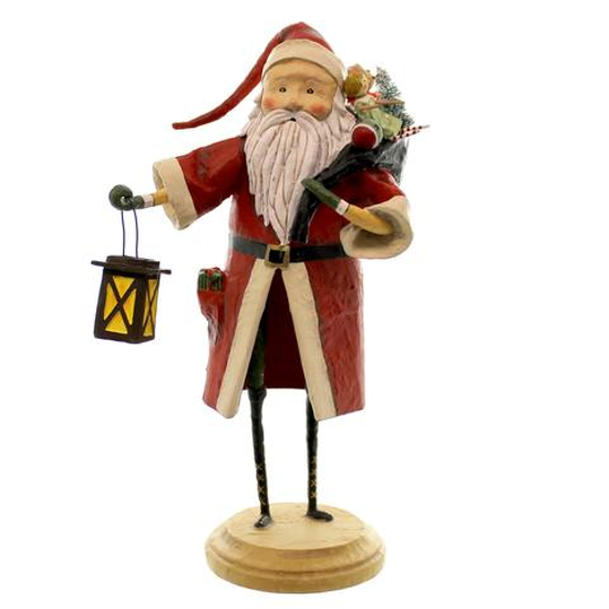 Old Father Christmas by Lori Mitchell