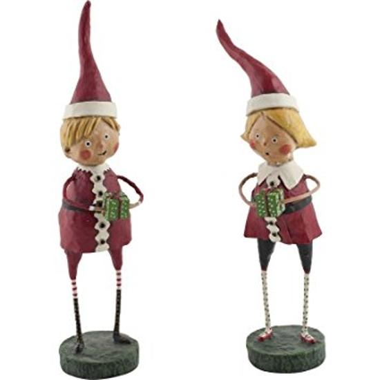 Santa's Little Helpers by Lori Mitchell