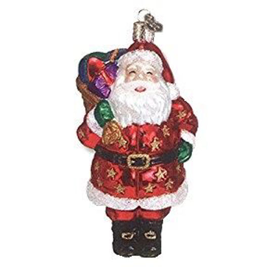 Jolly Old St. Nick by Old World Christmas