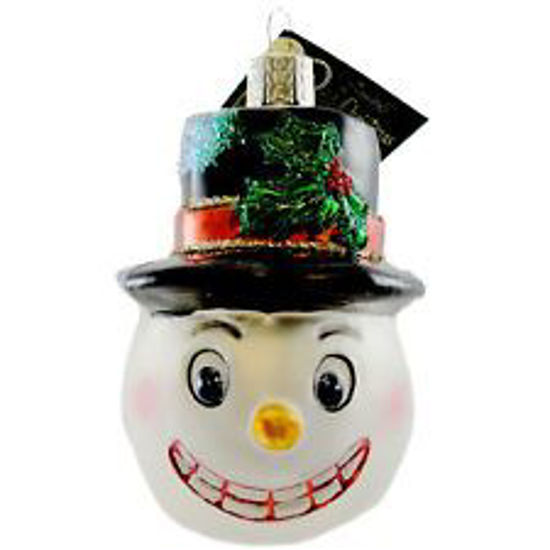 Vintage Snowman by Old World Christmas