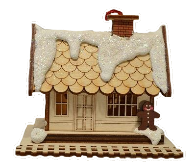 All Aboard Train Depot by Ginger Cottages