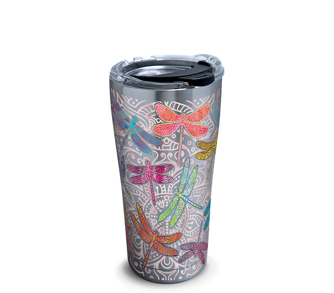 Dragonfly Mandala 20oz. Stainless Steel Tumbler by Tervis