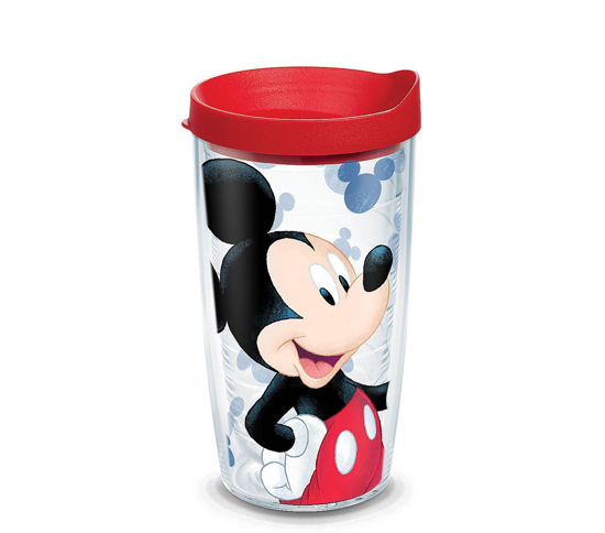 Disney - Mickey Mouse Groovin Wrap 16oz Tumbler by Tervis