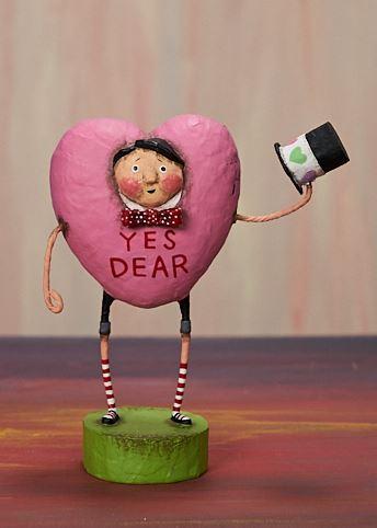 Yes Dear© by Lori Mitchell