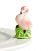 Tickled Pink (Flamingo) Mini by Nora Fleming