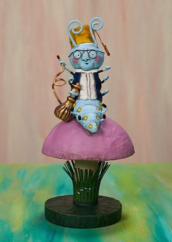Caterpillar by Lori Mitchell