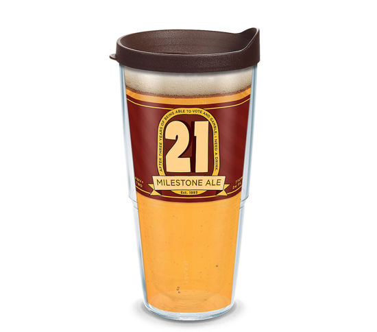 21st Birthday Brew 24oz Tumbler by Tervis