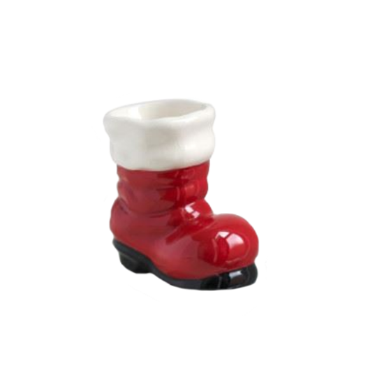 Old Style Big Guy's Boots (Santa Boot) Mini by Nora Fleming