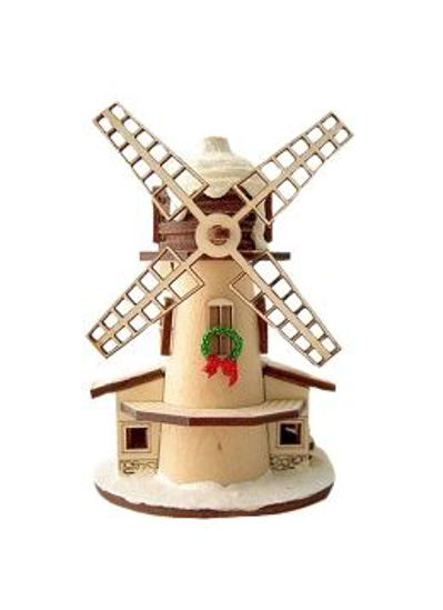 Windmill Ornament by Ginger Cottages