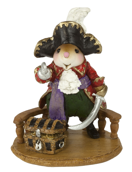 Captain Hook NA-02 by Wee Forest Folk®