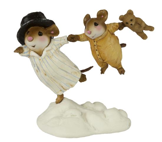 John, Michael, & Teddy NA-04 by Wee Forest Folk®